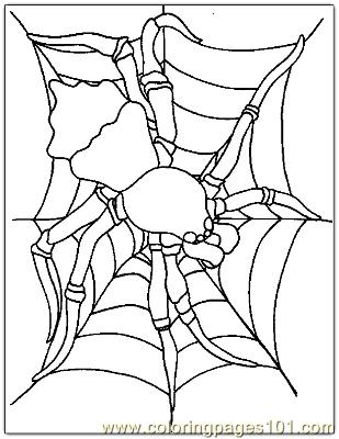 Halloween 26 Coloring Page