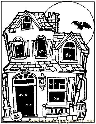Halloween 53 Coloring Page
