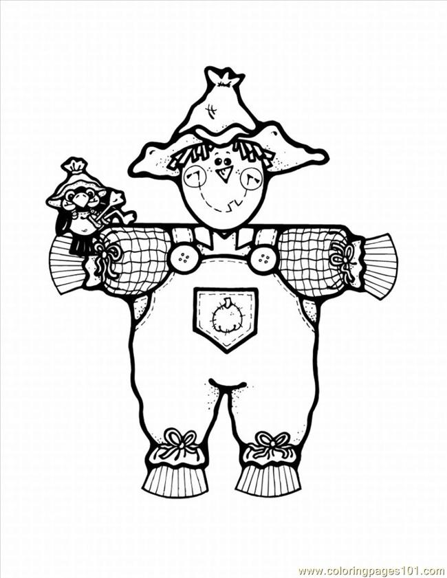 Holiday Coloring Pages 17 Lrg Coloring Page