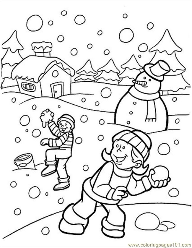 Loring Pages For Kids.preview Coloring Page