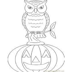 001 Halloween 17 coloring page
