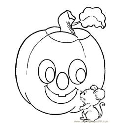 001 Halloween 7 coloring page
