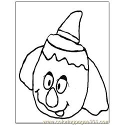 Halloween 19 coloring page