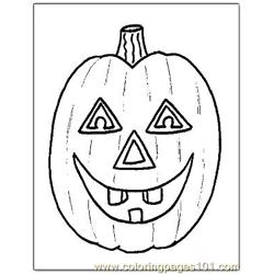 Halloween 23 coloring page