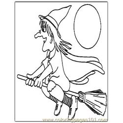 Halloween 27 coloring page
