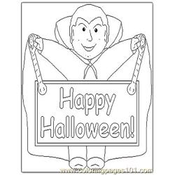 Halloween 33 coloring page
