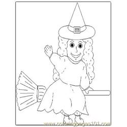 Halloween 34 coloring page