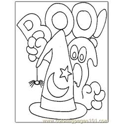 Halloween 37 coloring page