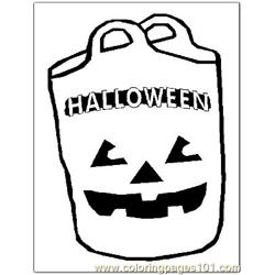 Halloween 38 coloring page