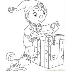 Holiday Coloring Page.preview