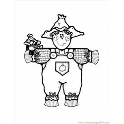 Holiday Coloring Pages 17 Lrg