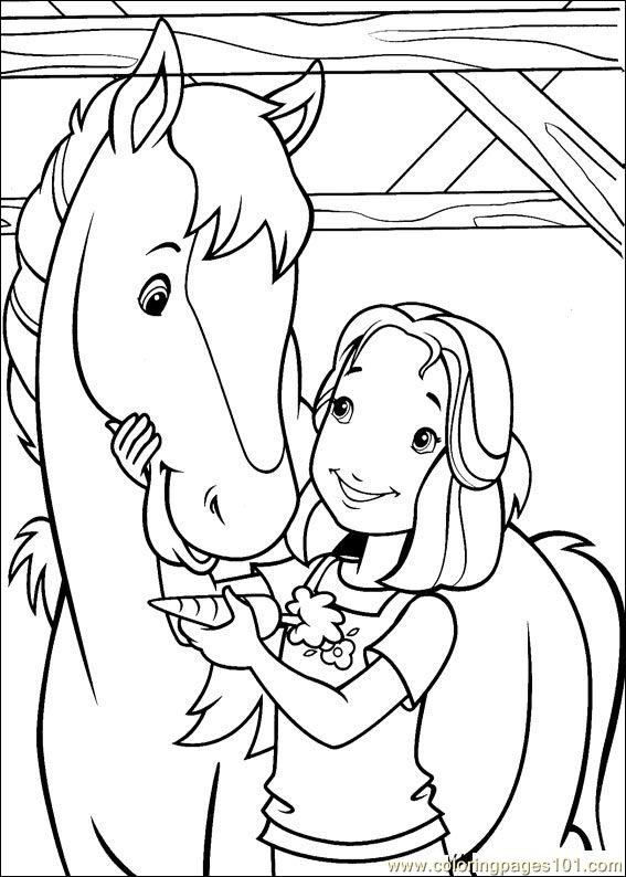 Holly Hobbie (18) Coloring Page