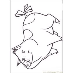 Horseland 15 Free Coloring Page for Kids