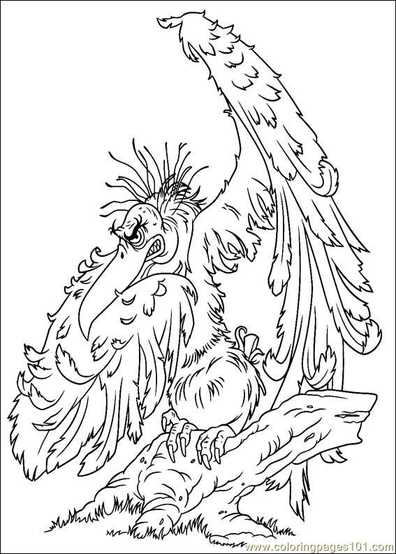 Horton 02 Coloring Page