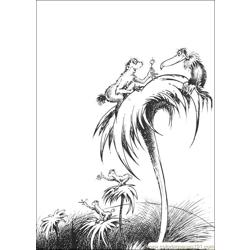 clifford at the circus coloring pages | Horton 64 Coloring Page - Free Horton Coloring Pages ...
