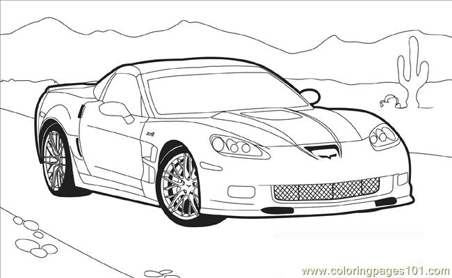 Hotwheel3 Coloring Page Free Hot Wheels Coloring Pages