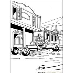 Hot-Wheels Free Coloring Page for Kids