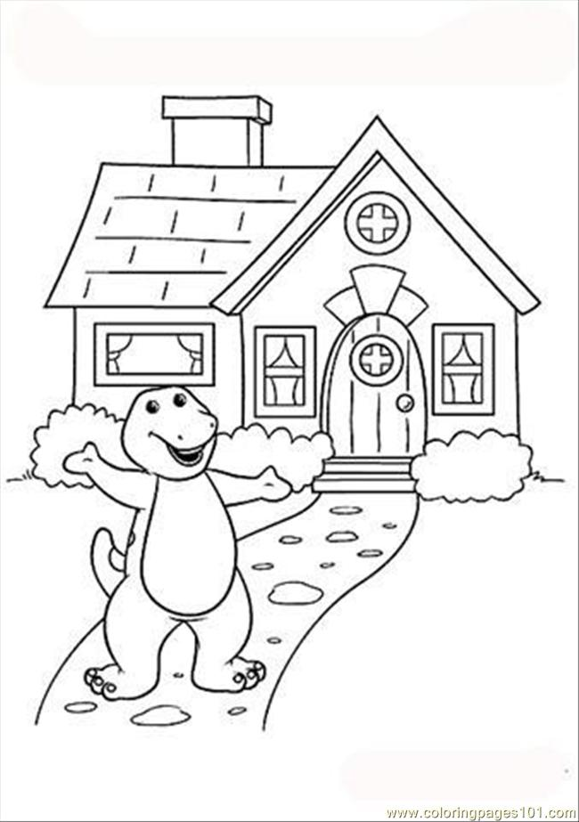 Dcbaba Coloring Page