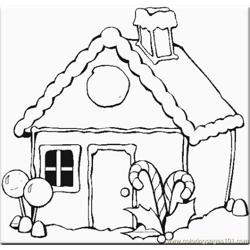 Coloring Pages Buildings 6378