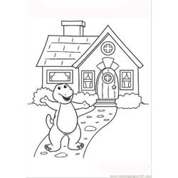 Dcbaba Free Coloring Page for Kids