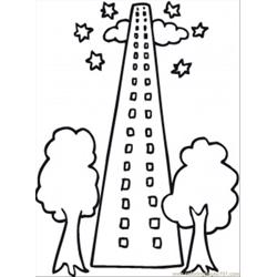 Skyscraper In Big City