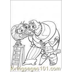Igor 16 M Free Coloring Page for Kids