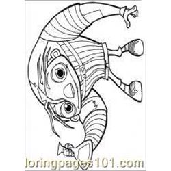 Igor 17 M Free Coloring Page for Kids
