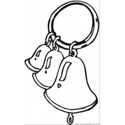 Ring The Bells Free Coloring Page for Kids
