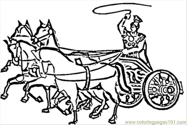 Italian Chariot Coloring Page Free Italy Coloring Pages Coloring Pages For In Italy