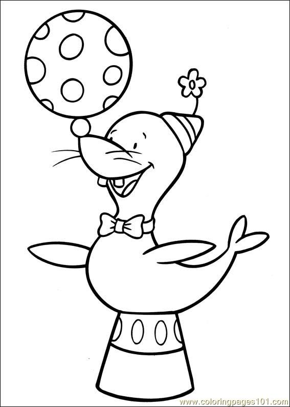 circus elephant coloring page. trapeze coloring page. big top, coloring