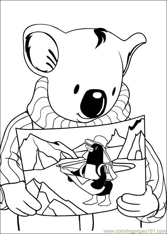 online koala coloring pages - photo#30