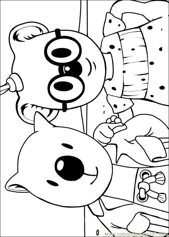Koala Brothers 08 Coloring Page - Free The Koala Brothers ...