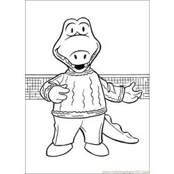 Koala Brothers 24 coloring page