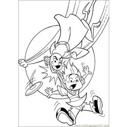 Krypto Superdog 12 Free Coloring Page for Kids