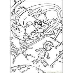 Krypto Superdog 17 Free Coloring Page for Kids