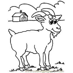 Farm 23 Free Coloring Page for Kids