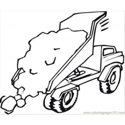 Ck Full Od Sand Coloring Page