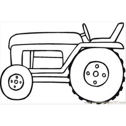 R For The Field Coloring Page coloring page