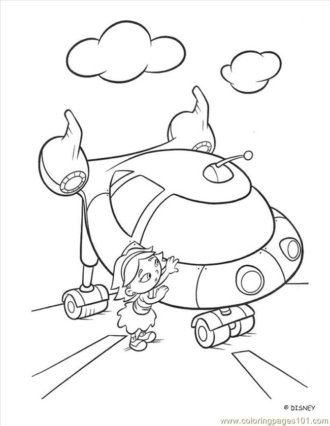 baby einstein coloring pages - little einstein 5 coloring page free little einsteins