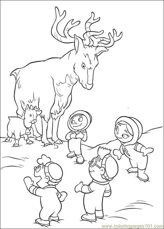 Little Einsteins 21 Coloring Page