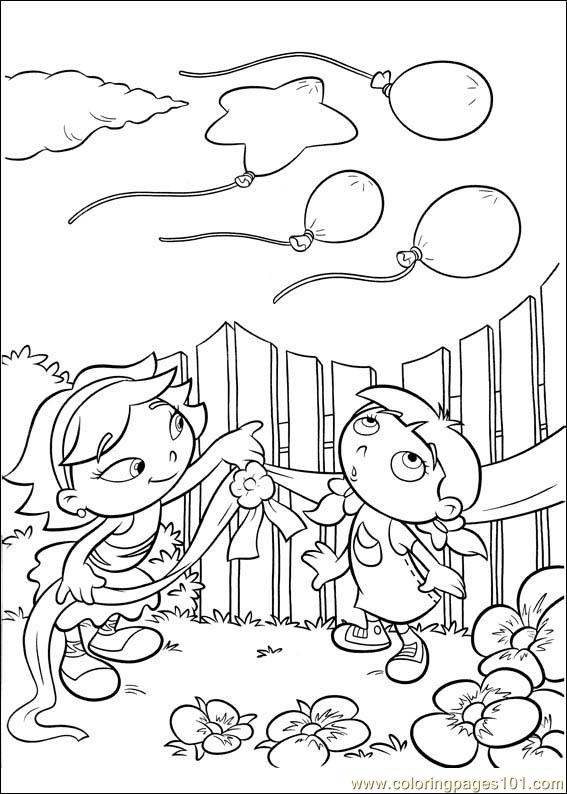 Little Einsteins 31 Coloring Page