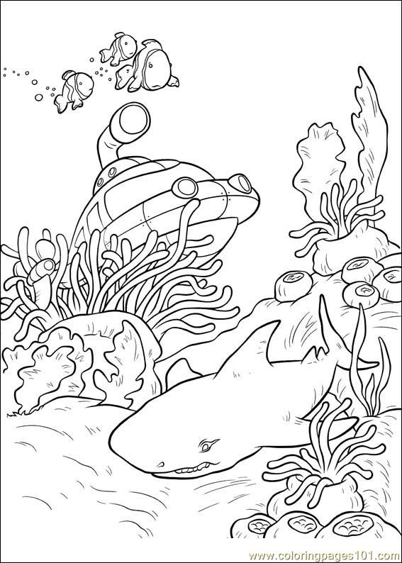 Little Einsteins 42 Coloring Page Free Little Einsteins