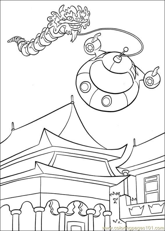 little einsteins 49 coloring page