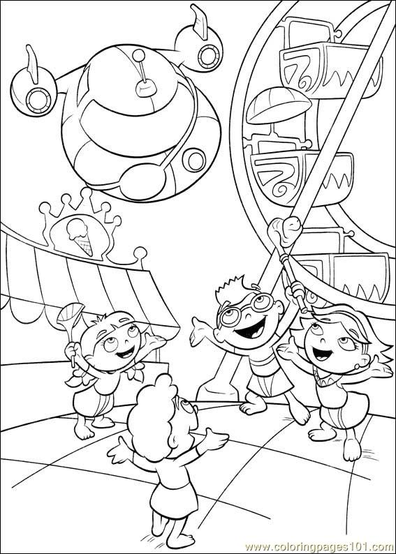 Little Einsteins 54 Coloring Page