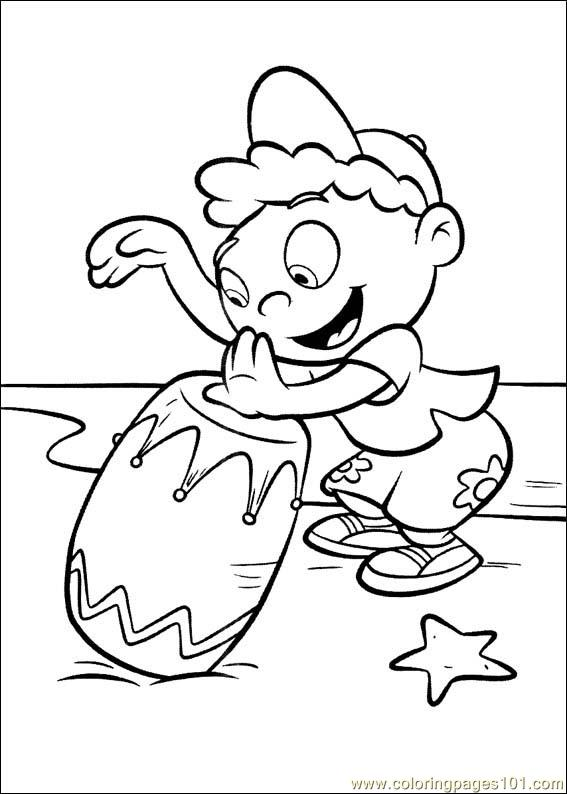 Little Einsteins 63 Coloring Page