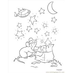 Little Einstein (7) Free Coloring Page for Kids