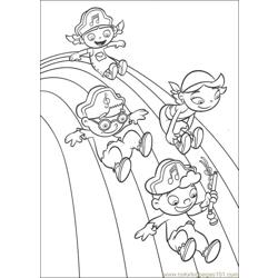 Little Einsteins 23 coloring page