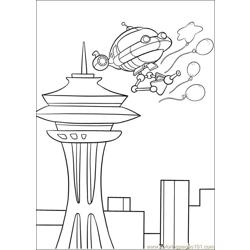 Little Einsteins 32 coloring page