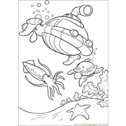Little Einsteins 38 coloring page