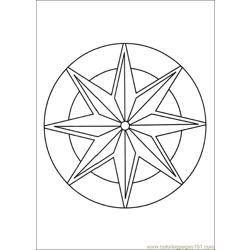 Mandalas 30 Free Coloring Page for Kids